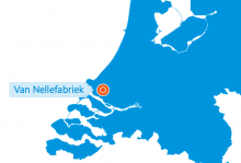 Van Nellefabriek map
