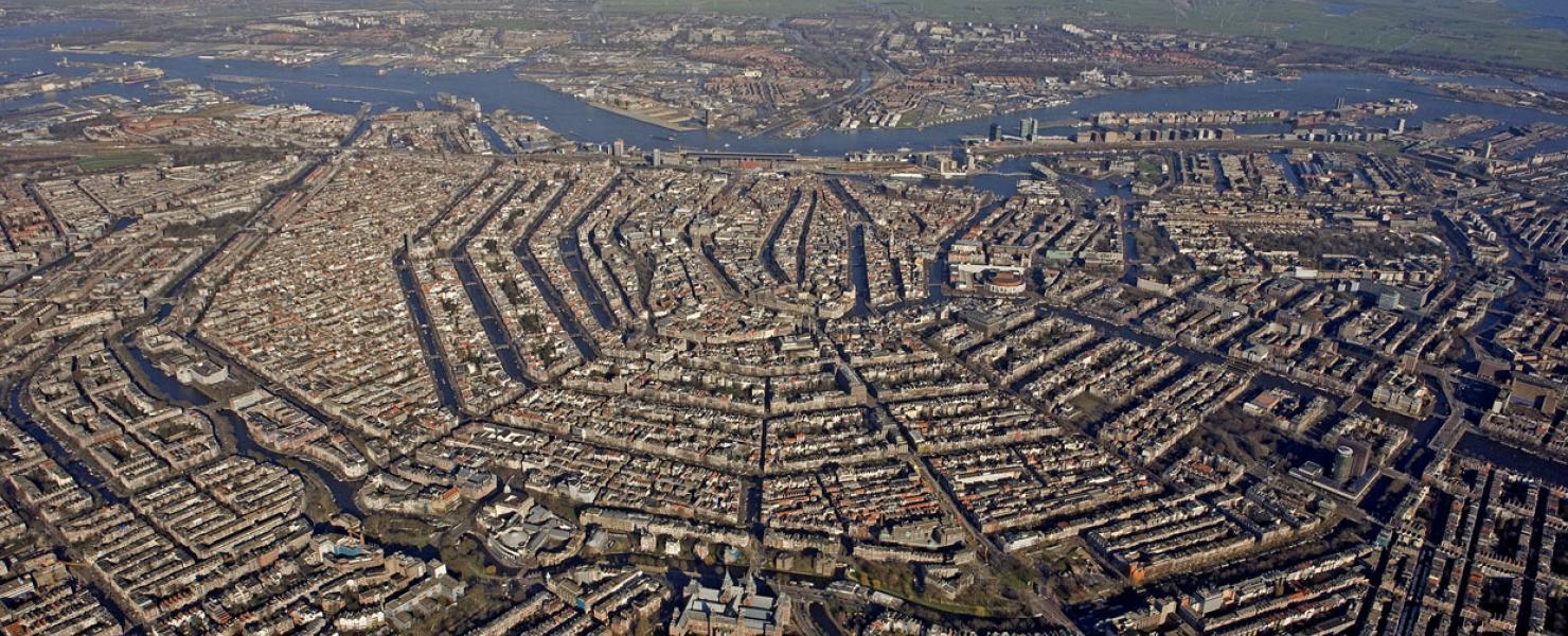 Grachtengordel Amsterdam