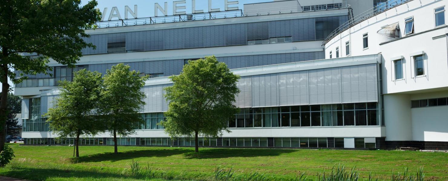 UNESCO Van Nellefabriek Rotterdam