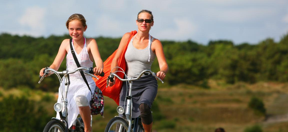 "Fiets in juni mee met ""One Wadden Sea - Two wheels - Three countries"""