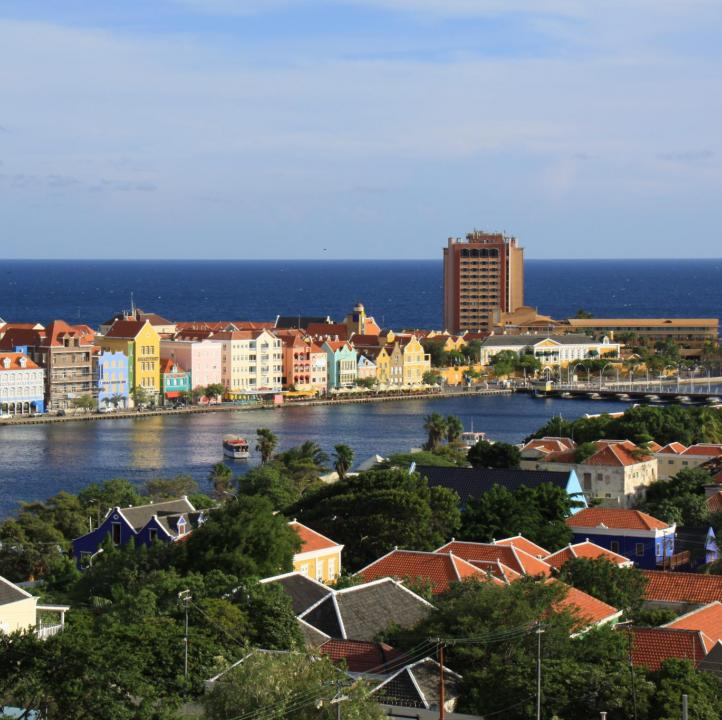 UNESCO Willemstad Curacao