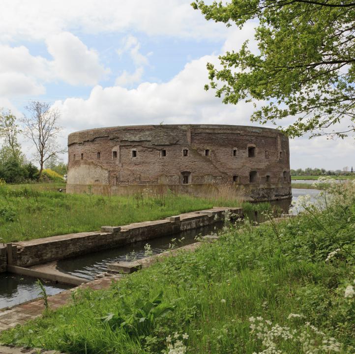 UNESCO De Stelling van Amsterdam fort
